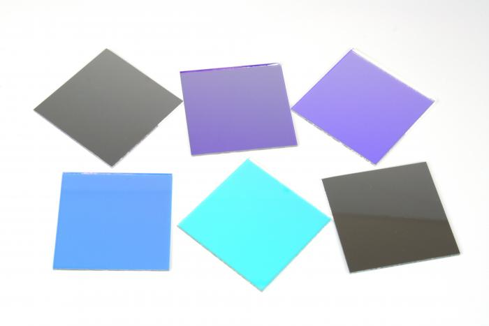 Shortpass dichroic filters