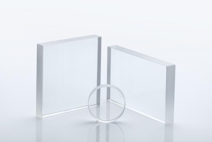 Precision λ/4 grade range plate beamsplitters