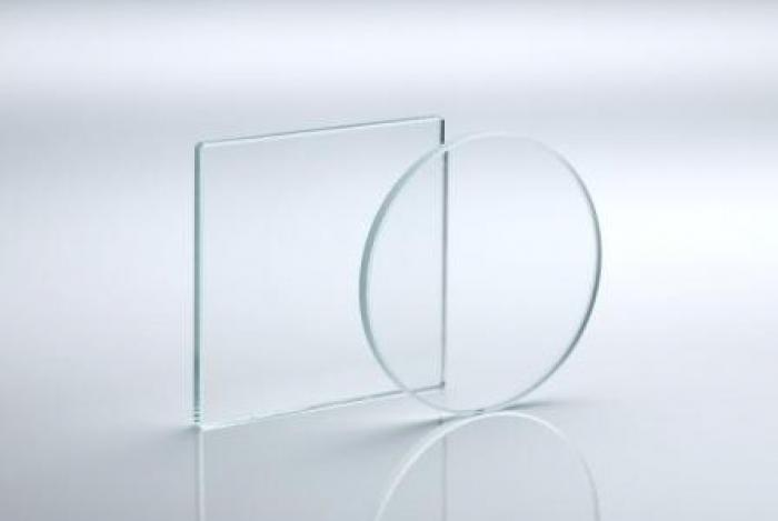 Anti-Newton Glass Diffusers
