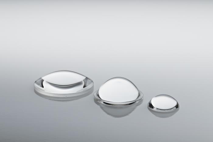 Precision grade aspheric lenses