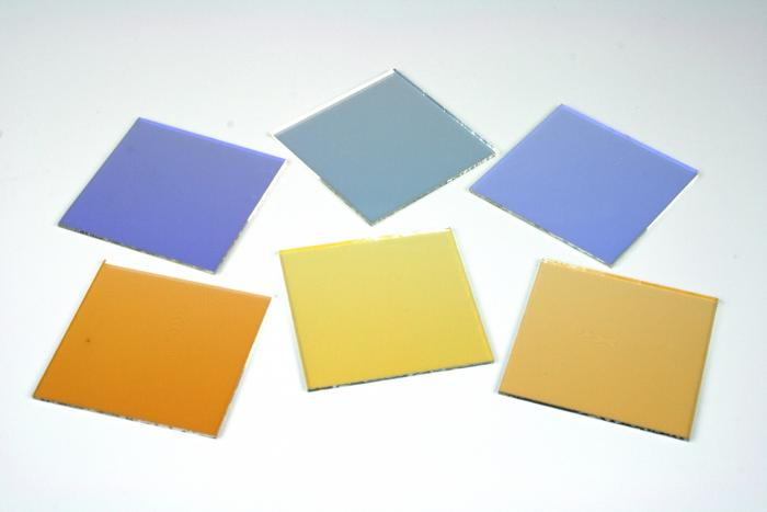 Dichroic colour correction filters