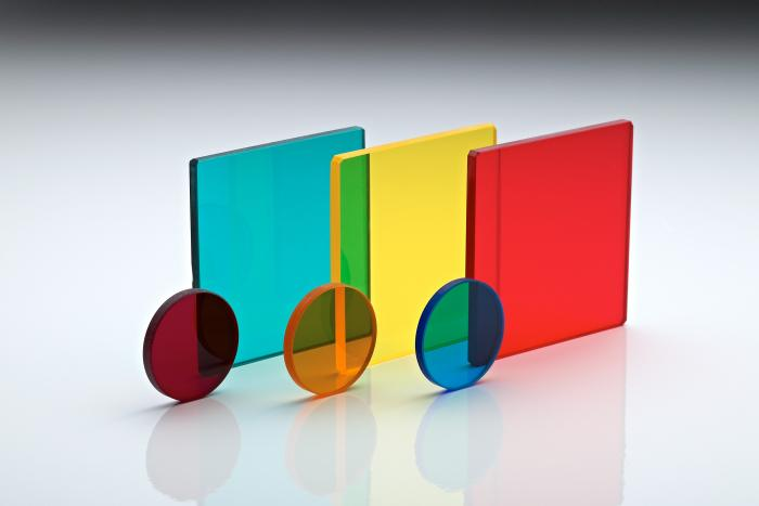 Colour Glass Longpass Filters