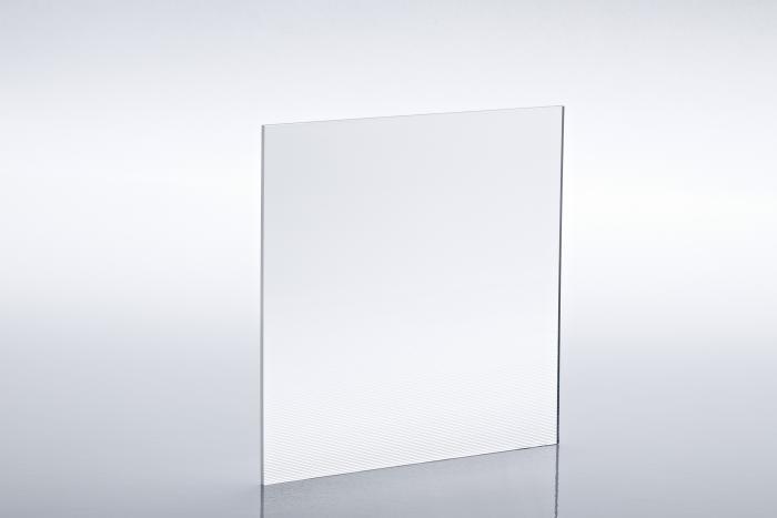 Acrylic cylindrical fresnel lenses