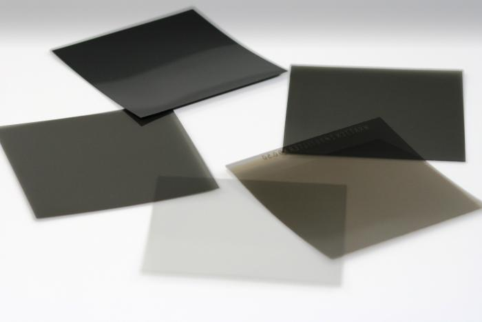 Gelatine Neutral Density Filters