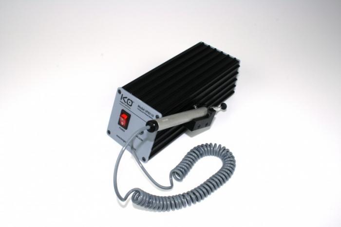 Desktop vacuum pickup systems