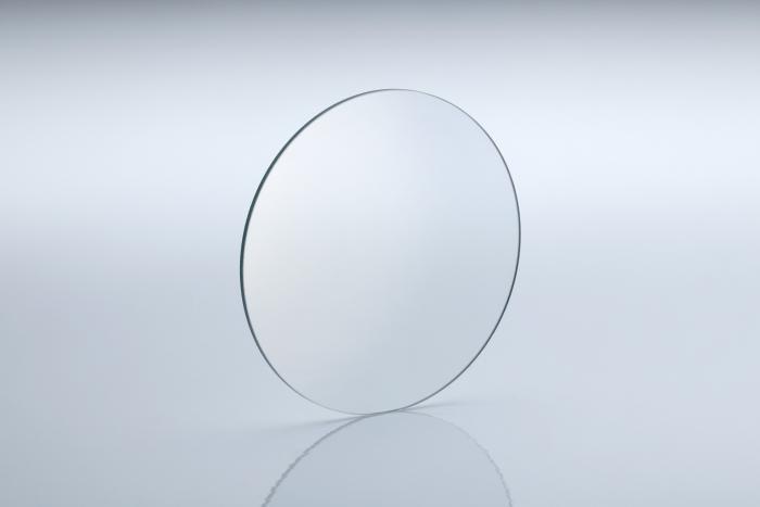 Calcium fluoride optical windows