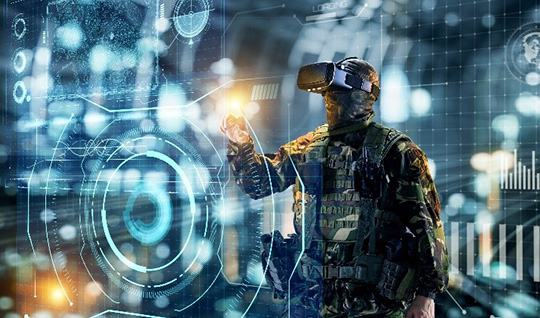 Optical components Defence, Security & Aerospace industries