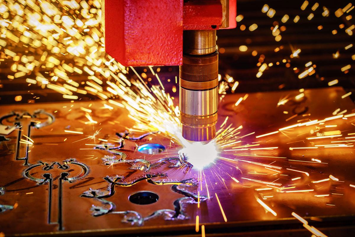 Optics for engineering manufacturing