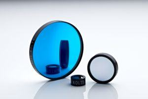 Optical bandpass filters for Electronics & Optoelectronics for industry